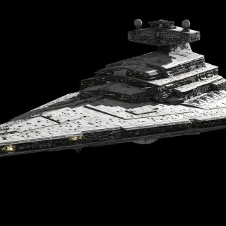1 Panel Imperial I Class Star Destroyer Multi Canvas Art