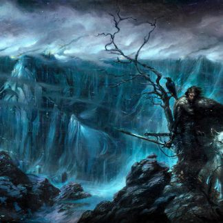1 Panel Lord Commander Of The Nights Watch Multi Canvas Art