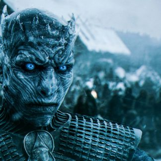1 Panel The Night King With The Army Of Death Multi Canvas Art