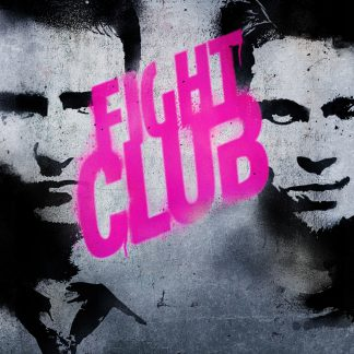 1 Panel Fight Club Mania Multi Canvas Art