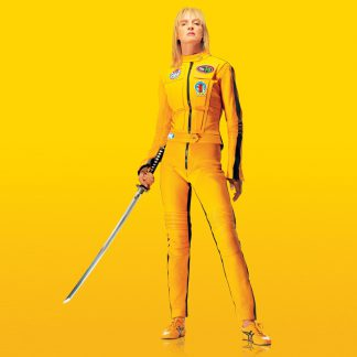 1 Panel Beatrix Kiddo Multi Canvas Art