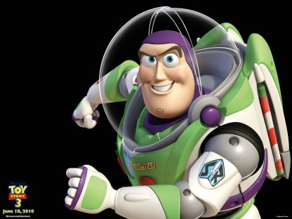 1 Panel Buzz from Toy Story 3 Multi Canvas Art