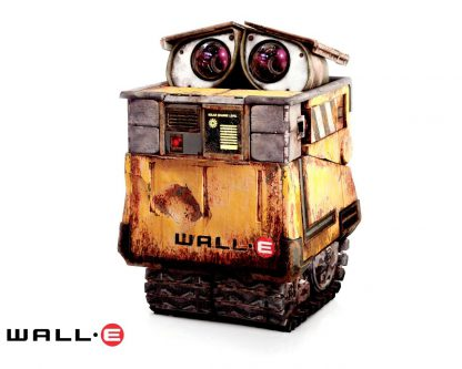 1 Panel wall E Robot Multi Canvas Art