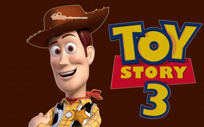 1 Panel Toy Story 3 Multi Canvas Art