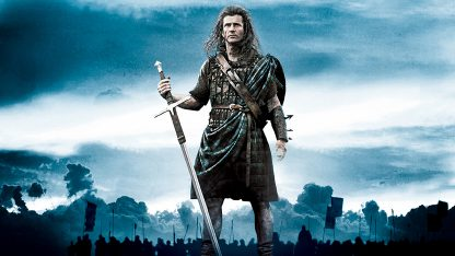 1 Panel Braveheart Multi Canvas Art