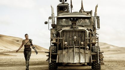 1 Panel Furiosa and her Truck Multi Canvas Art