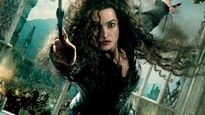 1 Panel Bellatrix Lestrange Multi Canvas Art