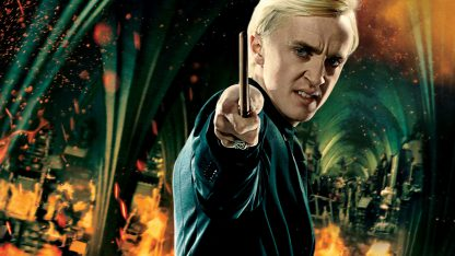 1 Panel Draco Malfoy Multi Canvas Art