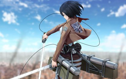 1 Panel Mikasa ODM Gear Multi Canvas Art