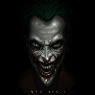 1 Panel Arkham Asylum Multi Canvas Art