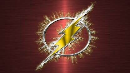 1 Panel Shining Flash symbol  Multi Canvas Art