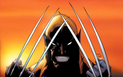 1 Panel Wolverine Claws Multi Canvas Art