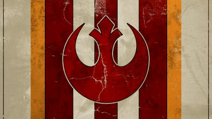 1 Panel Rebel Alliance Helm Multi Canvas Art