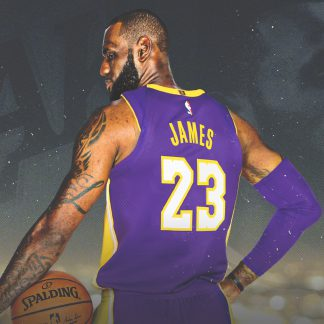 1 Panel LeBron James Multi Canvas Art