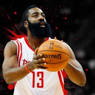 1 Panel James Edward Harden Jr Multi Canvas Art