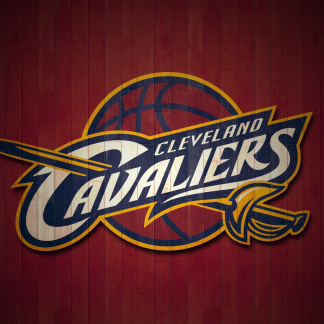1 Panel Cleveland Cavaliers Logo Multi Canvas Art