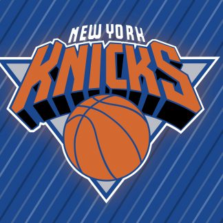 1 Panel New York Knicks Logo Multi Canvas Art