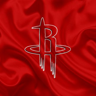 1 Panel Houston Rockets Logo Multi Canvas Art